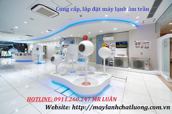 may lanh am tran