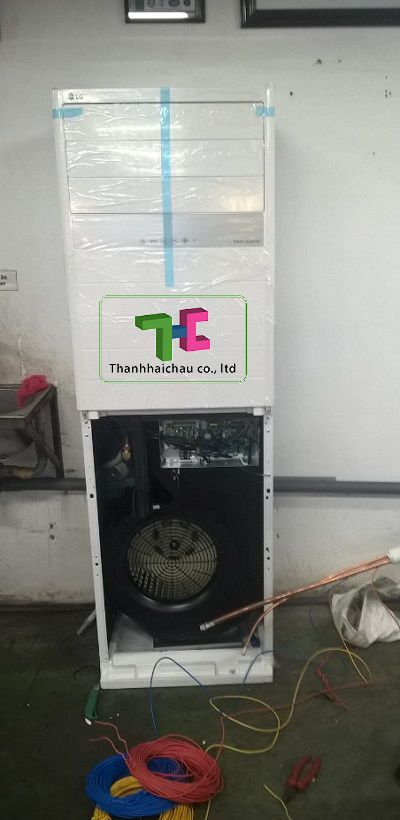 may lanh tu dung lg inverter 5hp