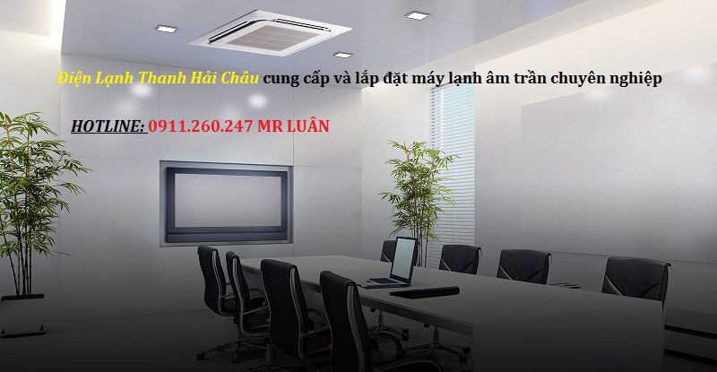 may lanh am tran lg inverter